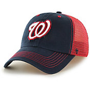'47 Men's Washington Nationals Taylor Closer Navy Fitted Hat