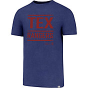 '47 Men's Texas Rangers High Point Royal T-Shirt