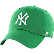 '47 Men's New York Yankees Clean Up St. Patrick's Day Green Adjustable Hat