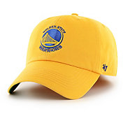 '47 Men's Golden State Warriors Franchise Gold Fitted Hat