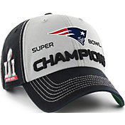 '47 Men's Super Bowl LI Champions New England Patriots McGraw Clean Up Adjustable Hat