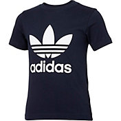 adidas Originals Boys' Trefoil Graphic T-Shirt