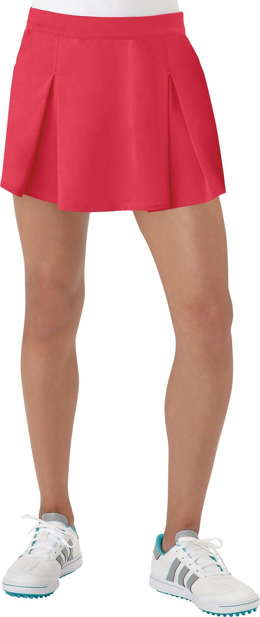 adidas Girls Fashion Pleated Golf Skort DICKS Sporting Goods