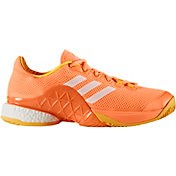adidas Men's Barricade 2017 Boost Tennis Shoes