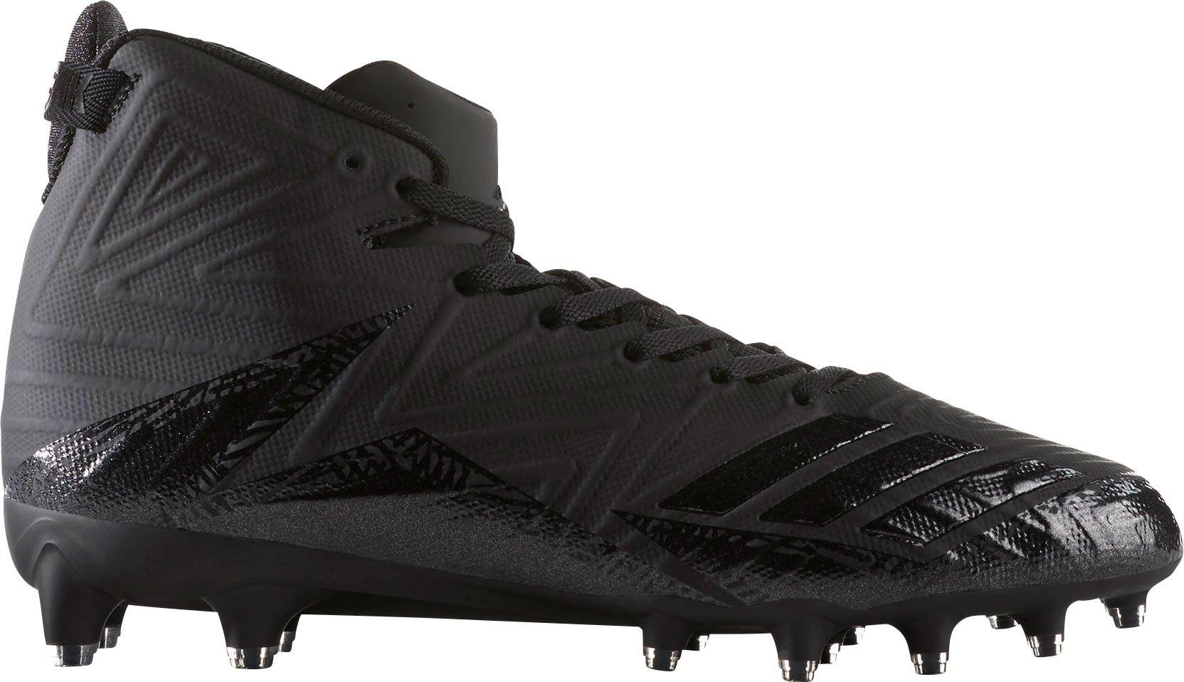 cheaper 6248e 29ad4 adidas Mens Freak X Carbon Mid Football Cleats DICKS Sporting Goods new