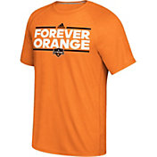 adidas Men's Houston Dynamo Local Saying Dassler Orange T-Shirt