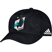 adidas Men's Minnesota United FC Camo Structured Adjustable Hat