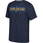 adidas Men's Philadelphia Union Local Saying Dassler Navy T-Shirt