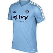adidas Men's New York City FC Black Training Top