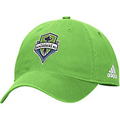 adidas Men's Seattle Sounders Green Slouch Hat