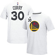 adidas Men's Golden State Warriors Steph Curry #30 Chinese New Year climalite White T-Shirt