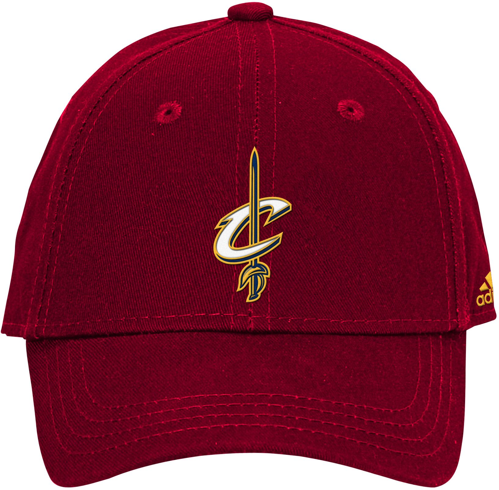adidas Boys Cleveland Cavaliers Adjustable Hat DICKS Sporting Goods