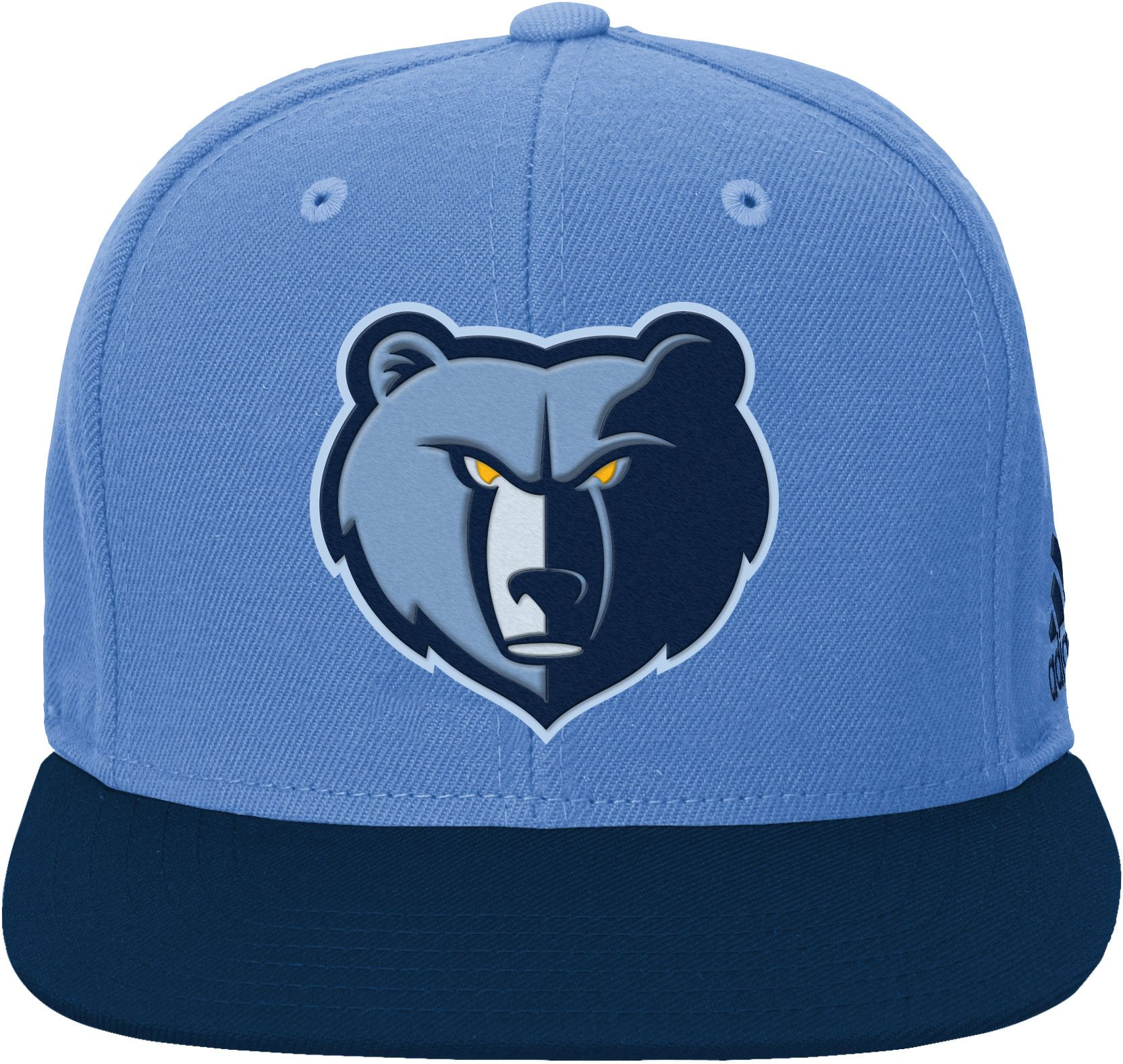 adidas Boys Memphis Grizzlies Adjustable Snapback Hat DICKS Sporting Goods