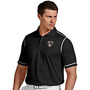 Antigua Men's Brooklyn Nets Icon Nets Performance Polo
