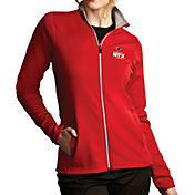 Antigua Women's Super Bowl LI Bound Atlanta Falcons Leader Red Jacket