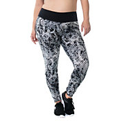 Rainbeau Curves Women's Plus Size Simone Print Leggings