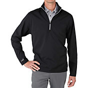 Arnold Palmer Men's Free Swing Challenger Quarter-Zip Golf Pullover