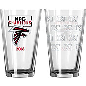 Boelter NFC Champions Atlanta Falcons 16oz. Pint