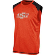 Champion Men's Oklahoma State Cowboys Orange Muscle Tee