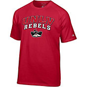 Champion Men's UNLV Rebels Scarlet T-Shirt