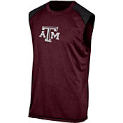Champion Men's Texas AM Aggies Maroon Muscle Tee