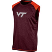Champion Men's Virginia Tech Hokies Maroon Muscle Tee