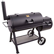Char-Broil Oklahoma Joe Longhorn Combination Smoker Grill