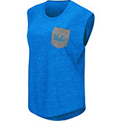 Colosseum Athletics Women's UCLA Bruins True Blue Pocket Tank Top