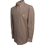 Campus Specialties Men's Tennessee Volunteers Multi-Checkered Woven Long Sleeve Shirt