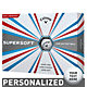 Callaway 2017 Supersoft Personalized Golf Balls