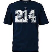 Dallas Cowboys Merchandising Men's 214 Navy T-Shirt