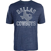 Dallas Cowboys Merchandising Men's Texas Navy T-Shirt