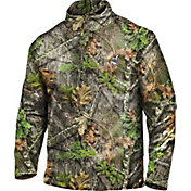 Drake Waterfowl Men's Performance Quarter Zip Long Sleeve Shirt