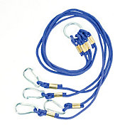 Eagle Claw 4 Arm Crab Ring Harness