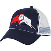 Guy Harvey Dual Sailfish Trucker Cap