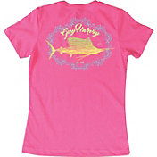 Guy Harvey Women's Sailfish In Motion T-Shirt
