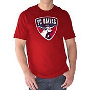 G-III Men's FC Dallas Logo Red T-Shirt