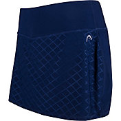 HEAD Women's Diamond Jacquard 13'' Tennis Skort