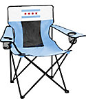 Logo State of Chicago Flag Elite Chair