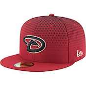New Era Men's Arizona Diamondbacks 59Fifty Alternate 3 Black Authentic Hat