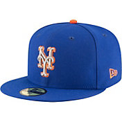 New Era Men's New York Mets 59Fifty Alternate 2 Royal Authentic Hat