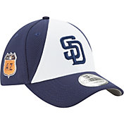 New Era Men's San Diego Padres 39Thirty 2017 Spring Training Flex Hat