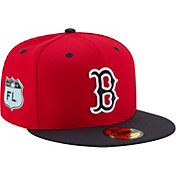 New Era Men's Boston Red Sox 59Fifty 2017 Spring Training Authentic Hat