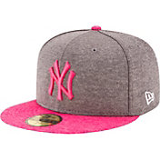 New Era Men's New York Yankees 59Fifty 2017 Mother's Day Authentic Hat