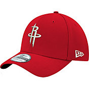 New Era Men's Houston Rockets 39Thirty Flex Hat