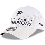 New Era Men's NFC Champions Atlanta Falcons Locker Room 9Forty Adjustable Hat