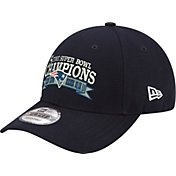 New Era Men's 5X Super Bowl LI Champions New England Patriots 9Forty Adjustable Hat