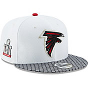 New Era Men's Super Bowl LI Bound Atlanta Falcons Media Night 9Fifty Adjustable Hat