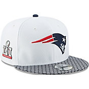 New Era Men's Super Bowl LI Bound New England Patriots Media Night 9Fifty Adjustable Hat