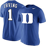 Nike Men's Duke Blue Devils Kyrie Irving #1 Duke Blue Future Star Replica Basketball Jersey T-Shirt